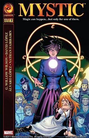 Mystic #2 (of 4)