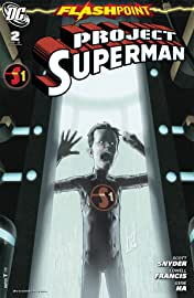 Flashpoint: Project Superman #2 (of 3)
