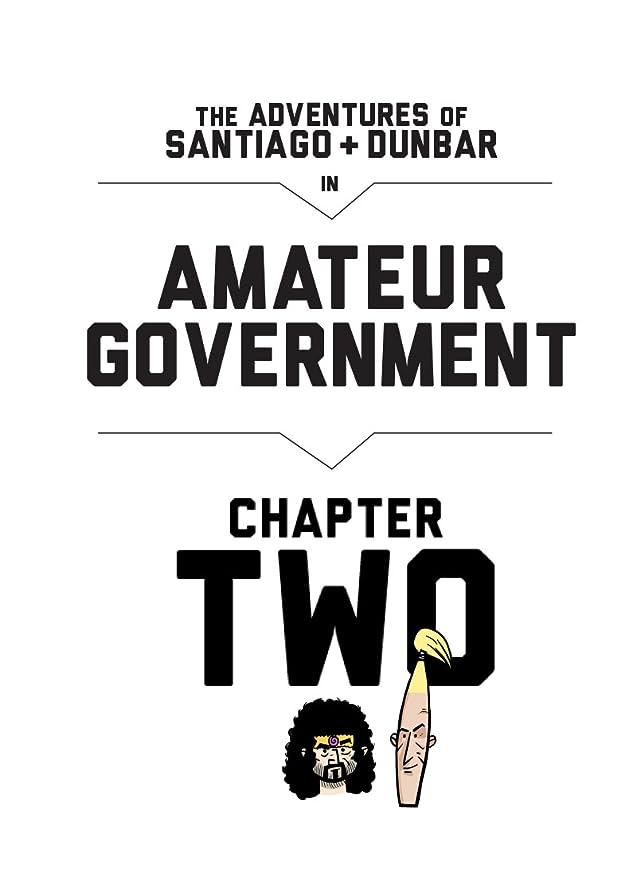 Amateur Government #2