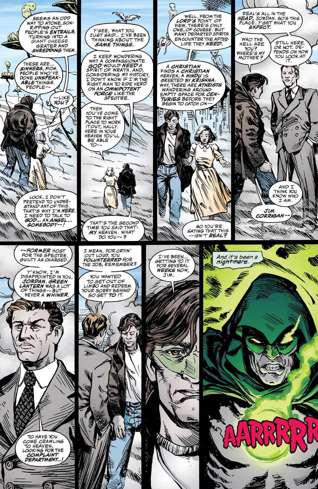 Legends of the DC Universe #33