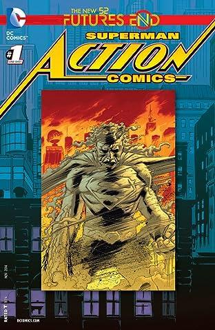 Action Comics (2011-2016) #1: Futures End