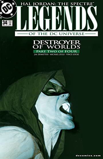 Legends of the DC Universe #34