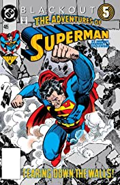 Adventures of Superman (1986-2006) #485