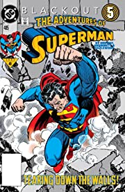 Adventures of Superman (1986-2006) #485
