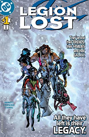 Legion Lost (2000-2001) No.1 (sur 12)