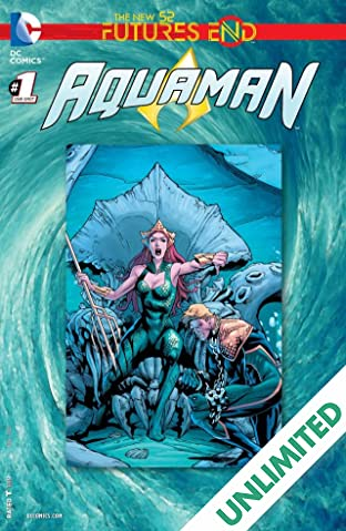 Aquaman (2011-2016) #1: Futures End