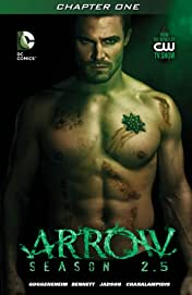 Arrow: Season 2.5 (2014-) #1