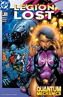 Legion Lost (2000-2001) #3 (of 12)