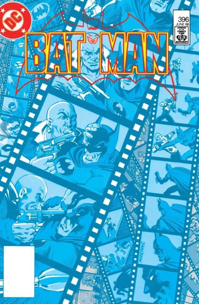 Batman (1940-2011) #396