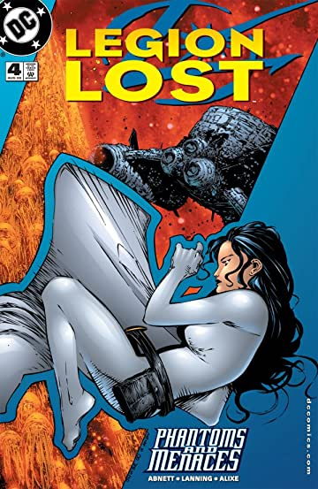 Legion Lost (2000-2001) #4 (of 12)