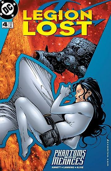 Legion Lost (2000-2001) #4