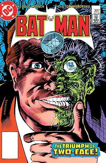 Batman (1940-2011) #397