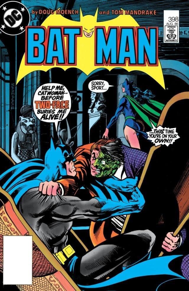 Batman (1940-2011) #398