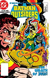 Batman and the Outsiders (1983-1987) #14