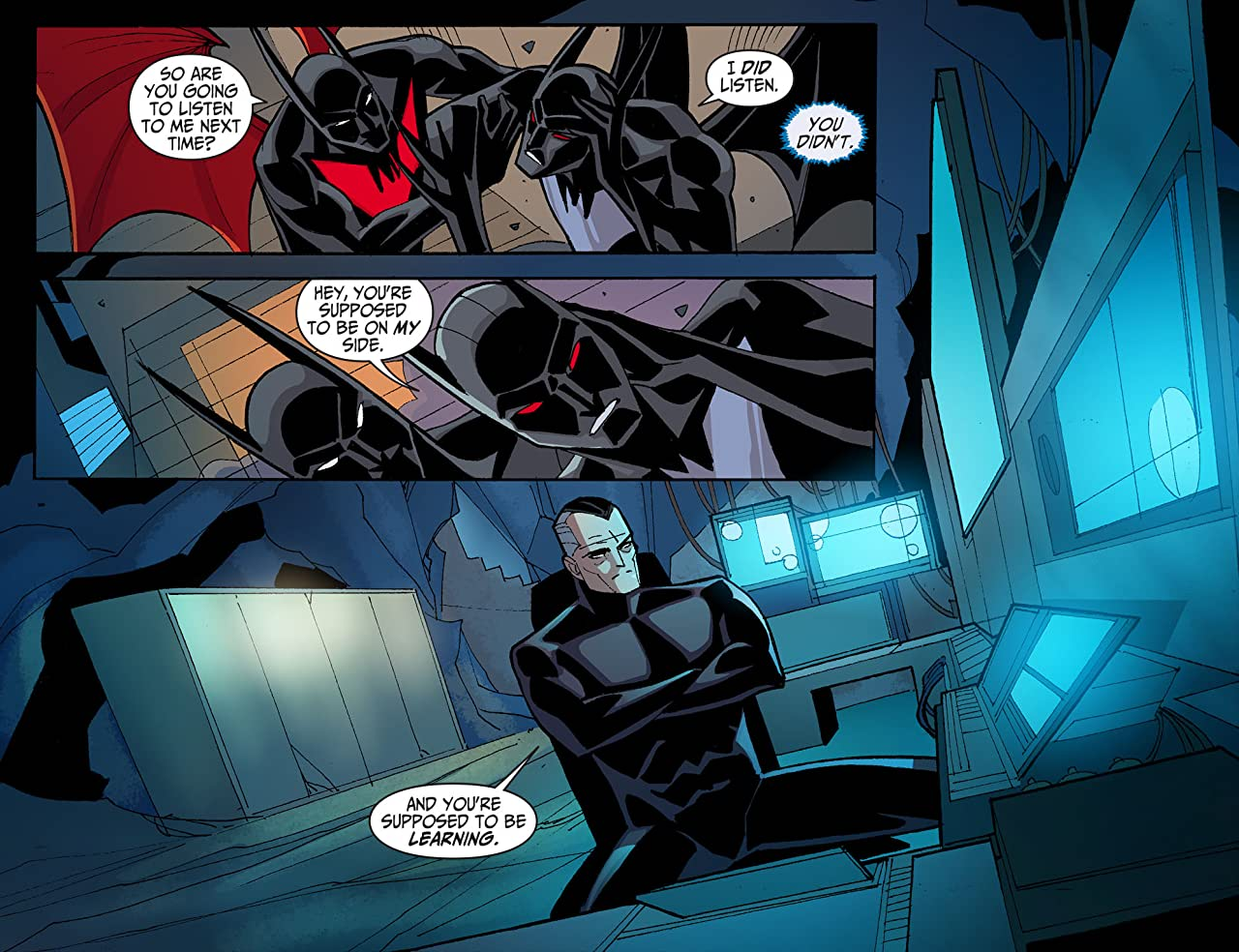 Batman Beyond 2.0 (2013-2014) #32