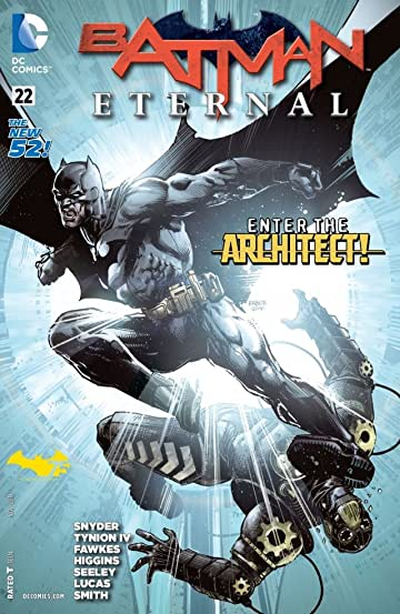 Batman Eternal (2014-2015) #22