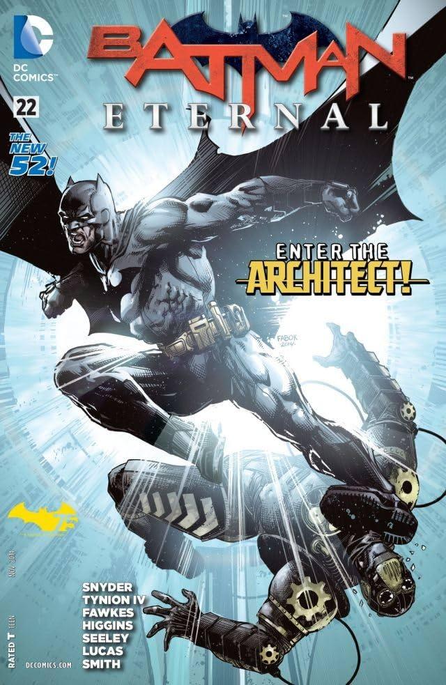 Batman Eternal (2014-2015) #22