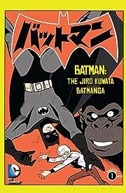 Batman: The Jiro Kuwata Batmanga #10