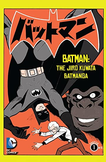 Batman: The Jiro Kuwata Batmanga #10