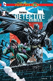 Detective Comics (2011-2016) #1: Futures End
