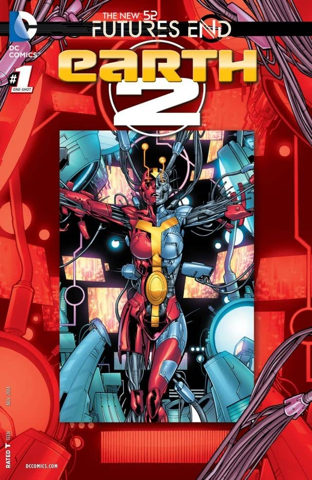 Earth 2 (2012-2015) #1: Futures End