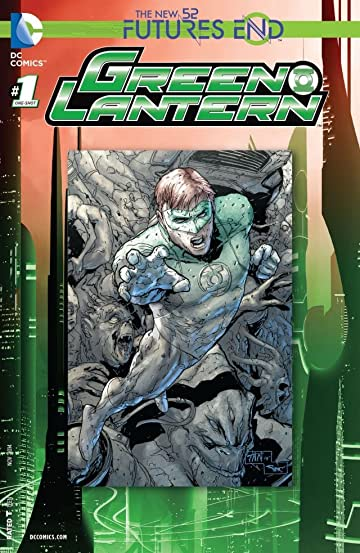 Green Lantern (2011-2016) #1: Futures End
