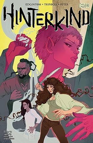 Hinterkind (2013-2015) #11