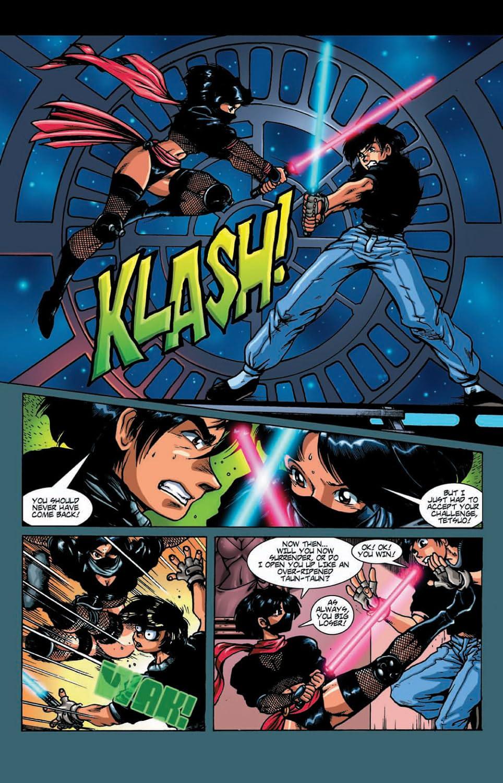 Ninja High School Vol. 2 #1