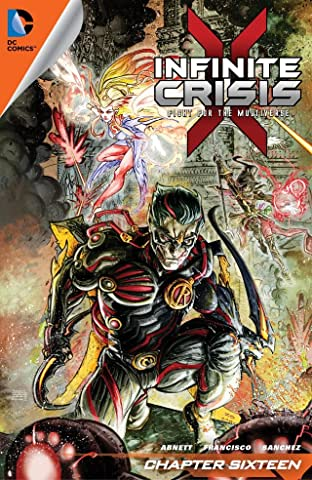 Infinite Crisis: Fight for the Multiverse (2014-2015) #16