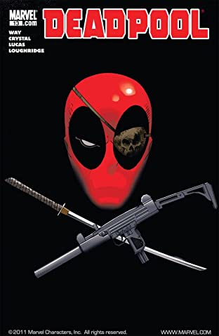 Deadpool (2008-2012) No.13