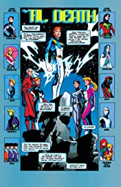 Legion of Super-Heroes (1989-2000) #96
