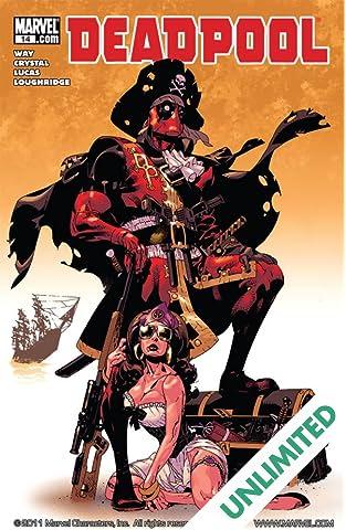 Deadpool (2008-2012) #14