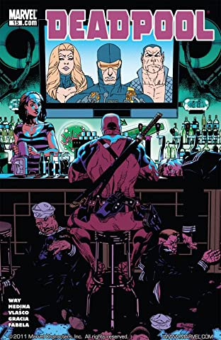 Deadpool (2008-2012) No.15