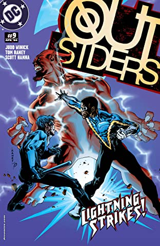 Outsiders (2003-2007) #9