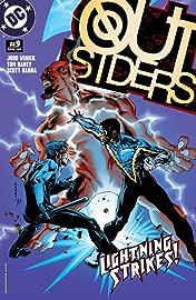 Outsiders (2003-2007) #9