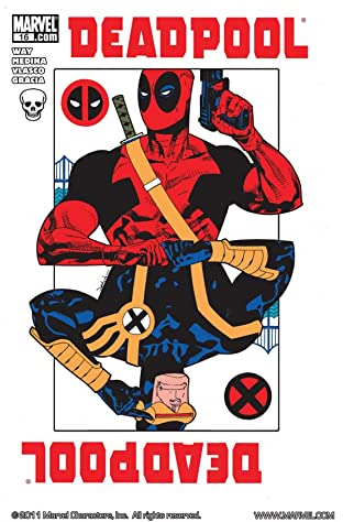 Deadpool (2008-2012) No.16