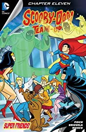 Scooby-Doo Team-Up (2013-) #11