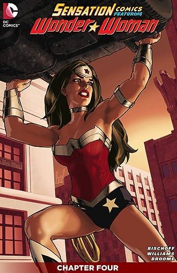Sensation Comics Featuring Wonder Woman (2014-2015) #4