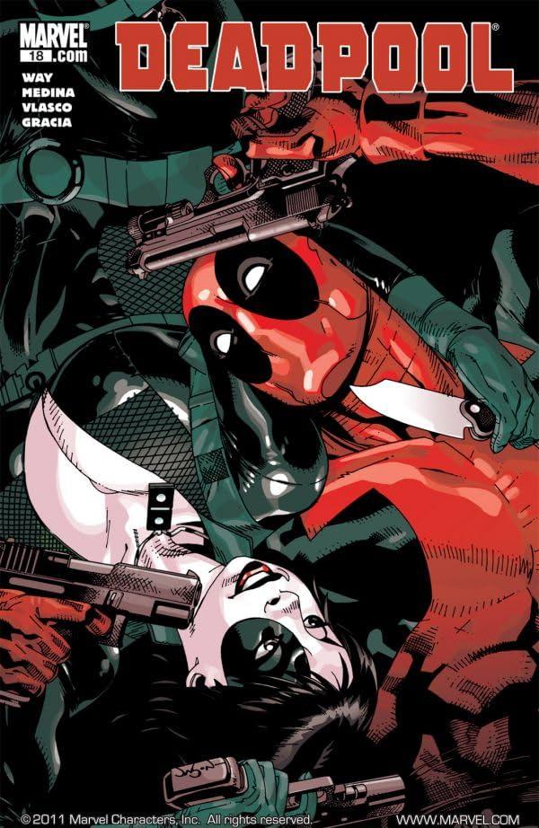 Deadpool (2008-2012) No.18