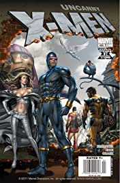 Uncanny X-Men (1963-2011) #495