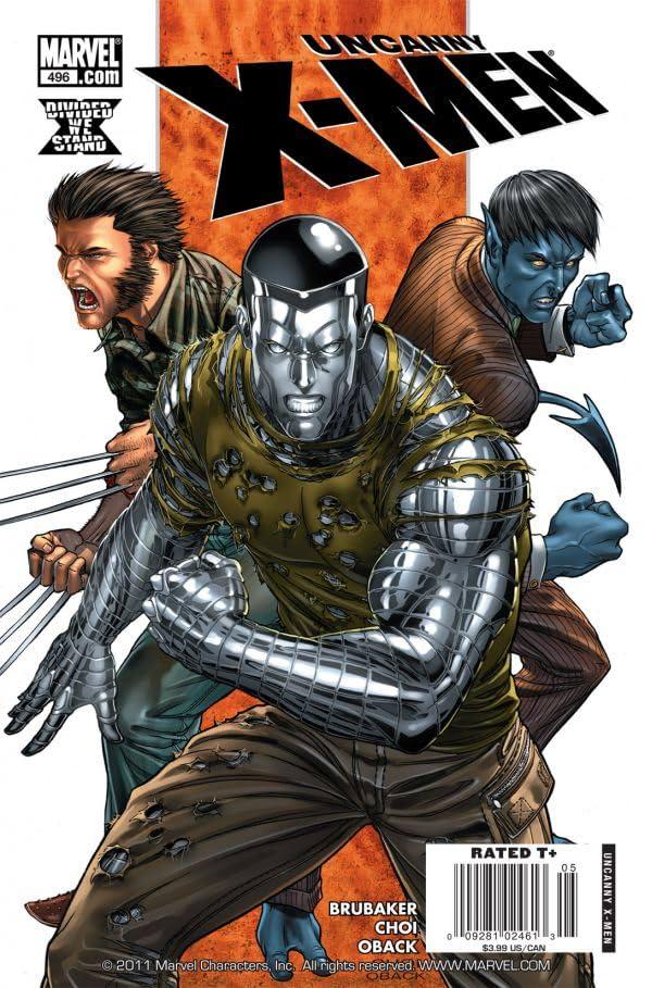 Uncanny X-Men (1963-2011) #496