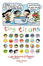 Tiny Titans: Return to the Treehouse #4
