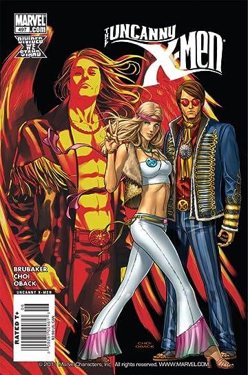 Uncanny X-Men (1963-2011) #497