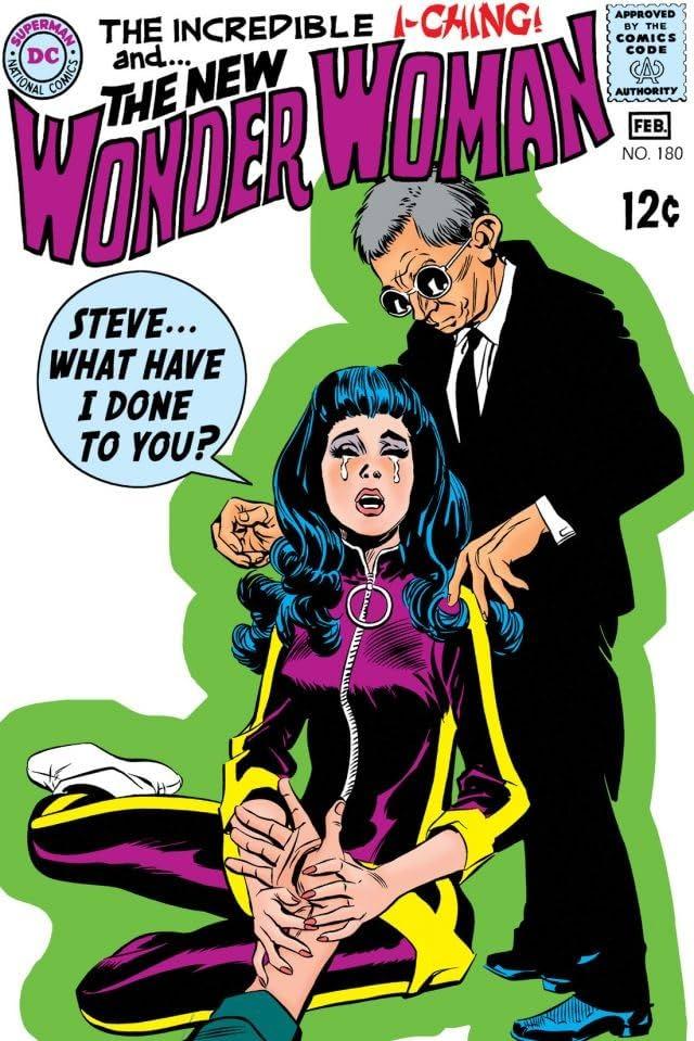 Wonder Woman (1942-1986) #180