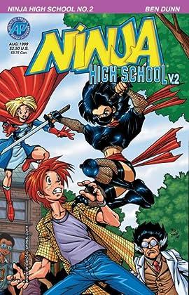 Ninja High School Vol. 2 #2