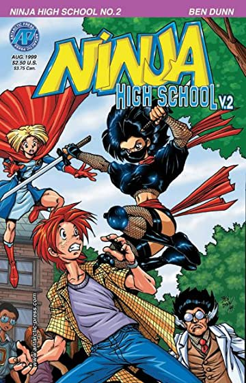 Ninja High School Vol. 2 #2