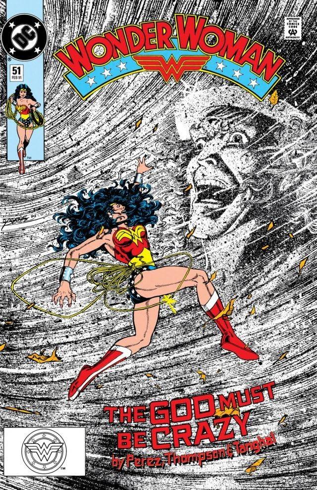 Wonder Woman (1987-2006) #51