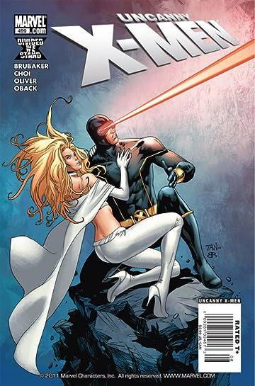 Uncanny X-Men (1963-2011) #499