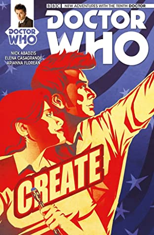 Doctor Who: The Tenth Doctor No.5