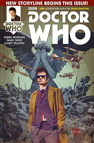 Doctor Who: The Tenth Doctor No.6